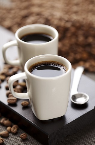 Cafe na aroma de caf fec for Tazas cafeteria