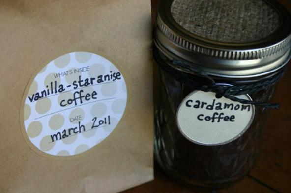 Aromatizar café en casa 1