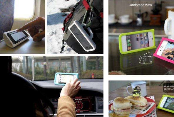 Funda de iphone para los amantes del café - usos