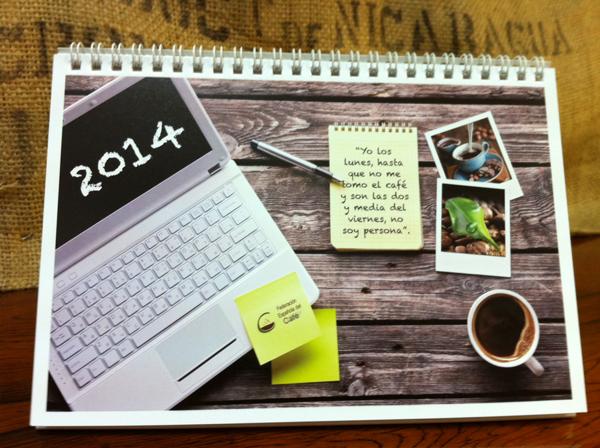 Calendario portada