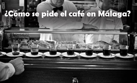 Como se piden los cafes en Málaga_camarero