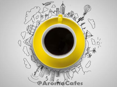Viajar a sobos de cafe