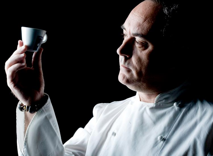 Ferran Adria taza cafe