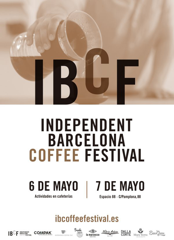 Cartel Independent Barcelona Coffee Festival