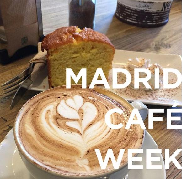 Madrid Cafe Week