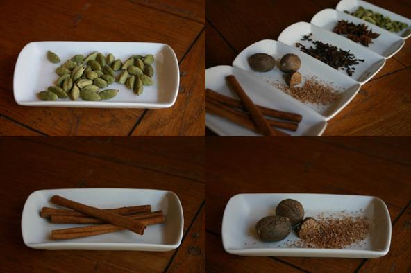 Aromatizar café con especias