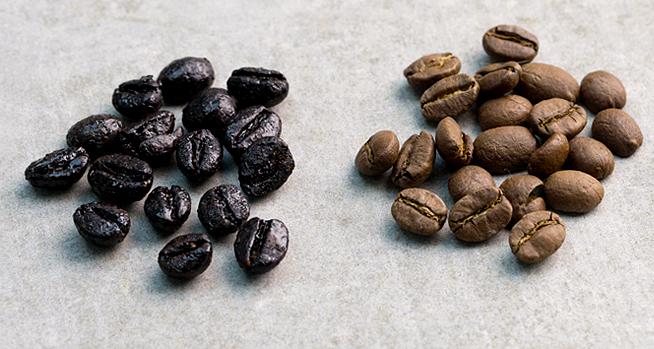¿Qué diferencia hay entre café de tueste natural, torrefacto y mezcla?