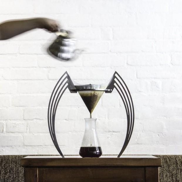 El arte de hacer café. Cafeteras de diseño
