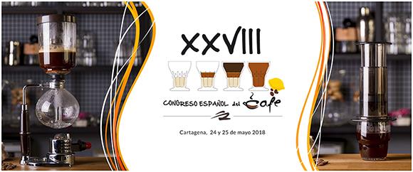 XXVIII Congreso Español del Café